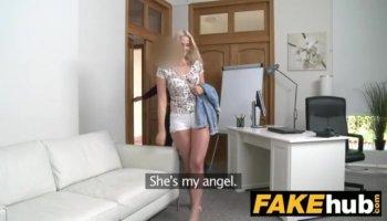 Lesbian sex as a payment