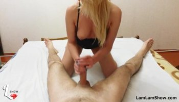 Big titted milf Abbey Brooks seduces delivery guy