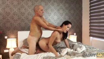 Licking, pussy fuck and facial cumshot for czech redhead
